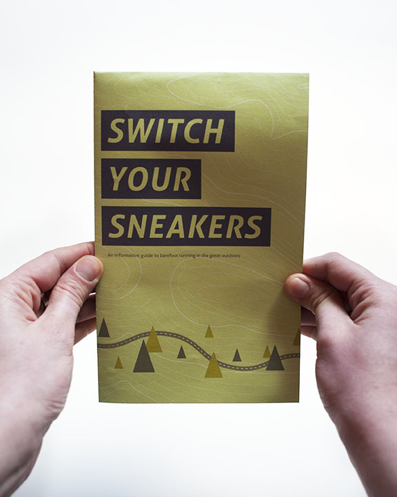 INFOGRAPHIC: SWITCH YOUR SNEAKERS